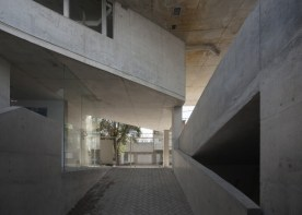 Maite Fernández, Gerardo Caballero. Interior Edificio Güemes, 2009.
