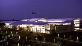 Claudia Uccelli. Aeropuerto Internacional de Pisco.
