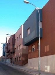 Patricia Reus, Blancafort-Reus arquitectura. 44 Viviendas de protección oficial, Barcelona