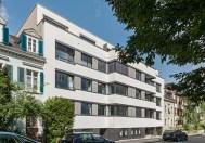 Zita Cotti. Vivienda colectiva Farnsburgerstrasse, Basilea
