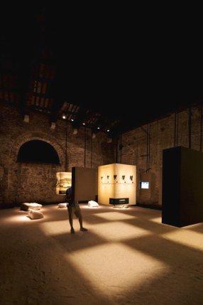Pilar Pinchart y Bernardo Valdés, Pabellón de Chile, Bienal de Venecia 2012