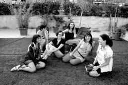 Tania Magro, Elena Climent, Mercè Coves, Inês Lima, Amaya Martínez, Paula Roselló, Encajes Urbanos.