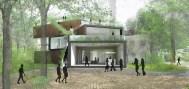 Elizabeth Añaños, Lompreta Nolte Arquitetos y Daniel Feldman. Concurso Museo del Medio Ambiente Annex Río de Janeiro