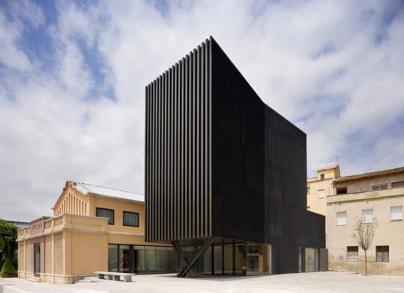 Olga Felip. Arquitecturia Camps Felip. Centro Cultural Tortosa, 2013.