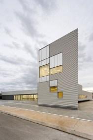 Olga Felip. Arquitecturia Camps Felip. Centro de salud l Aldea, 2013.