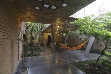 Gloria Cabral, Casa Verónica, Asunción, Paraguay (Gabinete de Arquitectura) 2