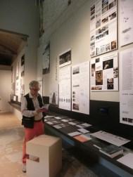 Pabellón de Grecia, Bienal de Venecia 2016, Ph: Zaida Muxí