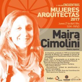 Mujeres arquitectas UNR 5
