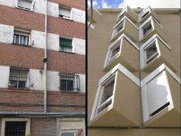 Margarita de Luxán, Gloria Gómez, Rehabilitación urbana, Zaragoza