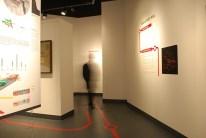 Romina Canna. Exhibición Burnham 2.0 en el Museo de Historia de Chicago.