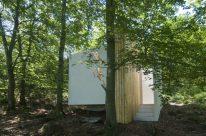 Petra Gipp Arkitektur, Refugium Centro de arte Kivik, Kivik, Suecia, 2010.