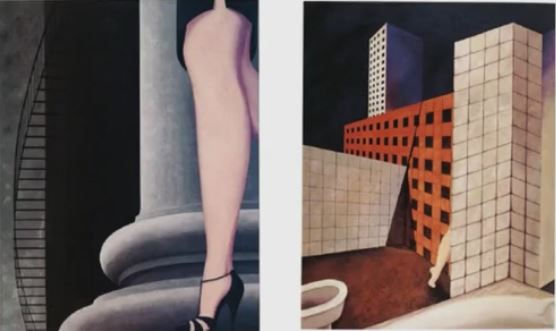 Cristina Grau, obra pictórica