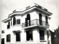 Julia Guarino. Casa propia en calle Cubo del Norte 3596, Montevideo.