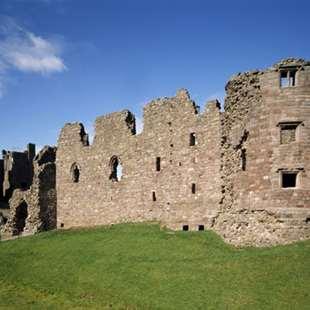 Lady Anne Clifford, Brough Castle