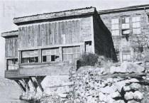 Cahide Tamer, mansión de Amcazade Hüseyin Paşa, 1947