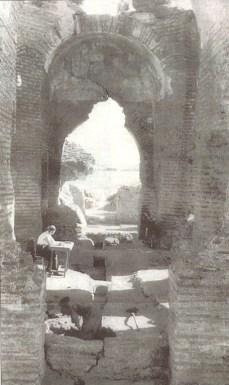 Cahide Tamer, Kara Kilise, Yalova, 1953