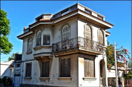 Julia Guarino; Casa propia en la actualidad. Calle Cubo del Norte, barrio Atahualpa, Montevideo