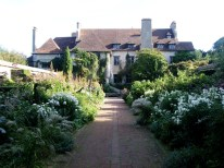 Gertrude Jekyll y Edwin Lutyens; Jardins Bois des Moutiers, Varengeville sur Mer, Francia.