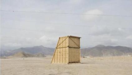 Alexia León. Teatina-Quincha Shelter.
