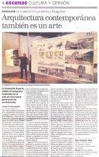 Arqui5, Exposición: Arquitectura venezolana (Idea Proyecto Obra)
