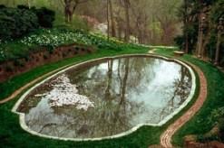 Beatrix Farrand. Dumbarton Oaks, Washington DC, 1922