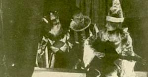 Else Oppler-Legband. Rey nicolo, 1919.