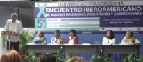 Estefanía Chávez Barragán - X Encuentro Iberoamericano de Mujeres Ingenieras, Arquitectas y Agrimensoras, México, 2010.