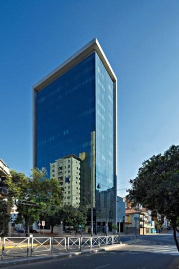 Edwiges Leal - B&L Arquitetura - Edificio Phelps, Bello Horizonte.