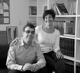 Edwiges Leal y Eduardo Beggiato