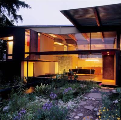 Jennifer Siegal - Seatrain Residence, Los Angeles, USA.
