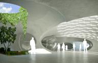 Surella Segú. El Cielo arquitectos. Concurso estación 20. Sofía, Bulgaria, 2011.