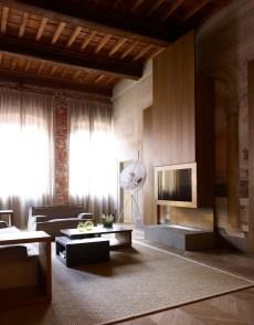 Laura Andreini, Archea, Diseño interior en Pietrasanta, Lucca