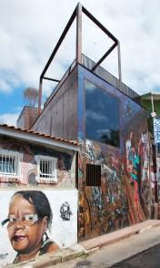 Laura Andreini, Archea, Oficina en Calle Armonia, São Paulo, 2015