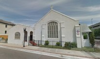 Henrietta Dozier. Iglesia Episcopal St Phillips, Jacksonville, EEUU, 1903.