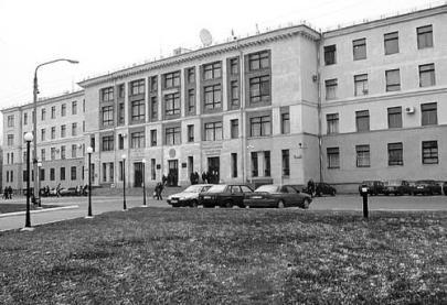 Lydia Komarova. Universidad Técnica Karaganda.