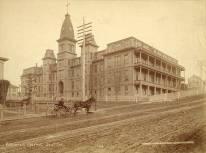 Esther Pariseau (Mother Josep). Hospital Providence, Seattle, 1883.