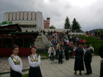 Dina Stancheva. Centro cultural en Pancharevo