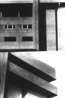 Luisa Anversa, G. Belardelli , A. Morelli_ Proyecto de ejecución del palacio de justicia_ Terni, Italia_1968