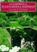 Ellen Biddle Shipman. Cubierta de libro The Gardens of Ellen Biddle Shipman de Judith B. Tankard.