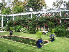 Ellen Biddle Shipman, The moonlight garden, Florida.