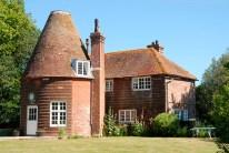 Clotilde K. Brewster, Percy H. Feilding. Oast House, Sussex, Gran Bretaña, 1910