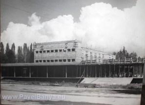 Tsvetana Ninova. Biblioteca, Centro Comunitario Pavel Banya, 1967-1972