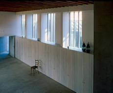 Marie-José Van Hee. Casa Van Hee, Ghent, Bélgica. 1990-97