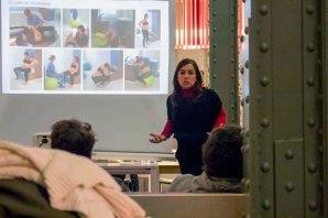Marta Parra Casado, Arquitectura para Maternidades, Charla en Arquitangentes.