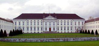 Eva Kruger. Remodelación y diseño de interiores. Palacio de Bellevue, Berlín.