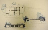 Eva Kruger. Proyecto de habitaciones apareadas para hotel MotelAngele.