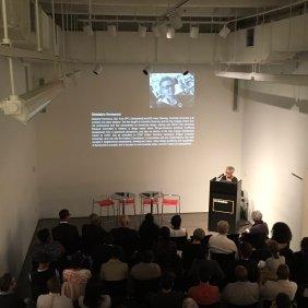 Ghislaine Hermanuz .J. Max Bond Jr. Lecture - Conversations Detroit.