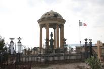 Clotilde K. Brewster, Mausoleo de Alfred Williams Hearn, Menton, Francia, 1903