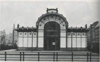 Ilse Koci, rehabilitación de Estación Karlsplatz Stadtbahn, Otto Wagner.
