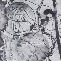 Moisei Okhitovich, Mikhail Barshch, Nikolai Sokolov, Viacheslav Vladimirov, Nina Vorotyntseva, Concurso para la nueva ciudad de Magnitogorsk, 1930